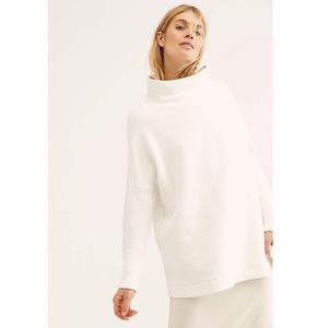 Free People Ottoman Pullover Crewneck